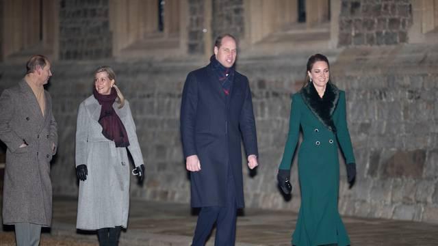 Royal Family at Windsor Castle