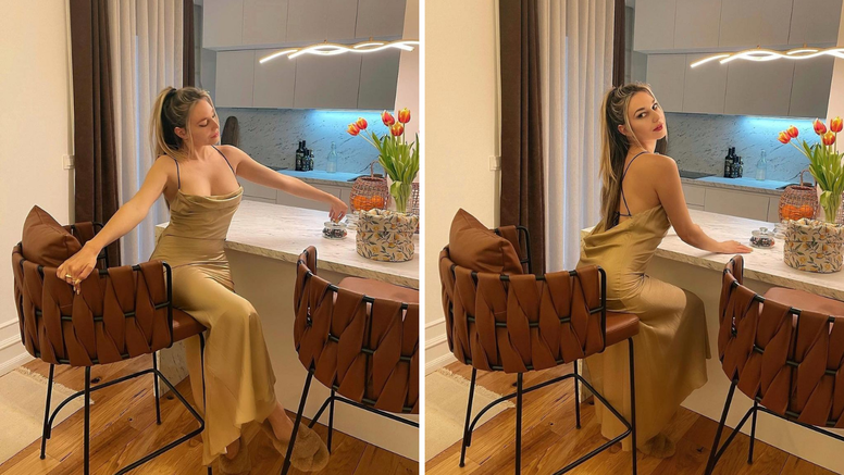 Sonja Kovač pokazala luksuznu kuhinju u novom stanu, a stolice zapele za oko: 'Nisu mi nešto...'