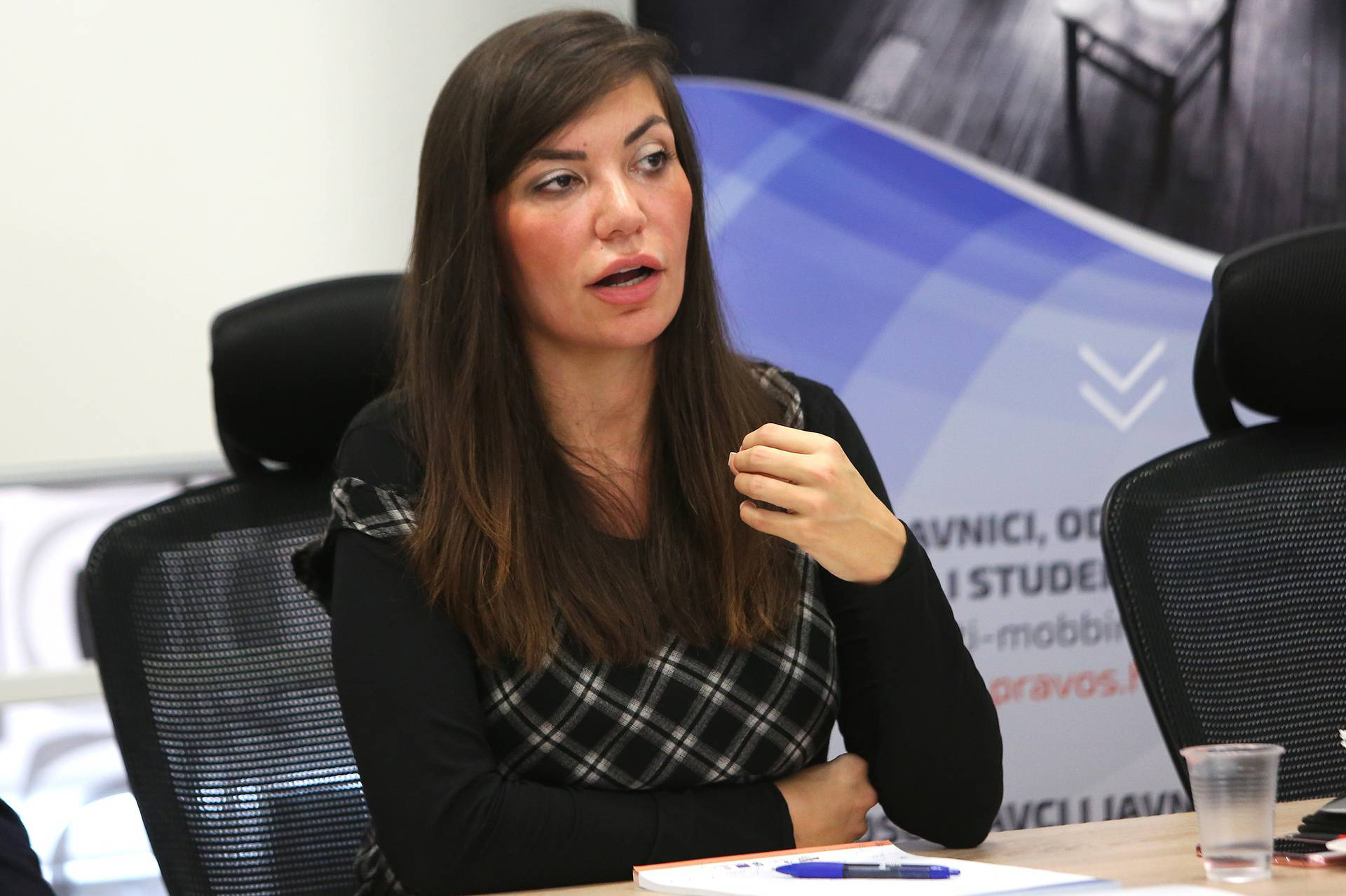 Snježana Vasiljević mogla bi u Vladi predstavljati manjine?