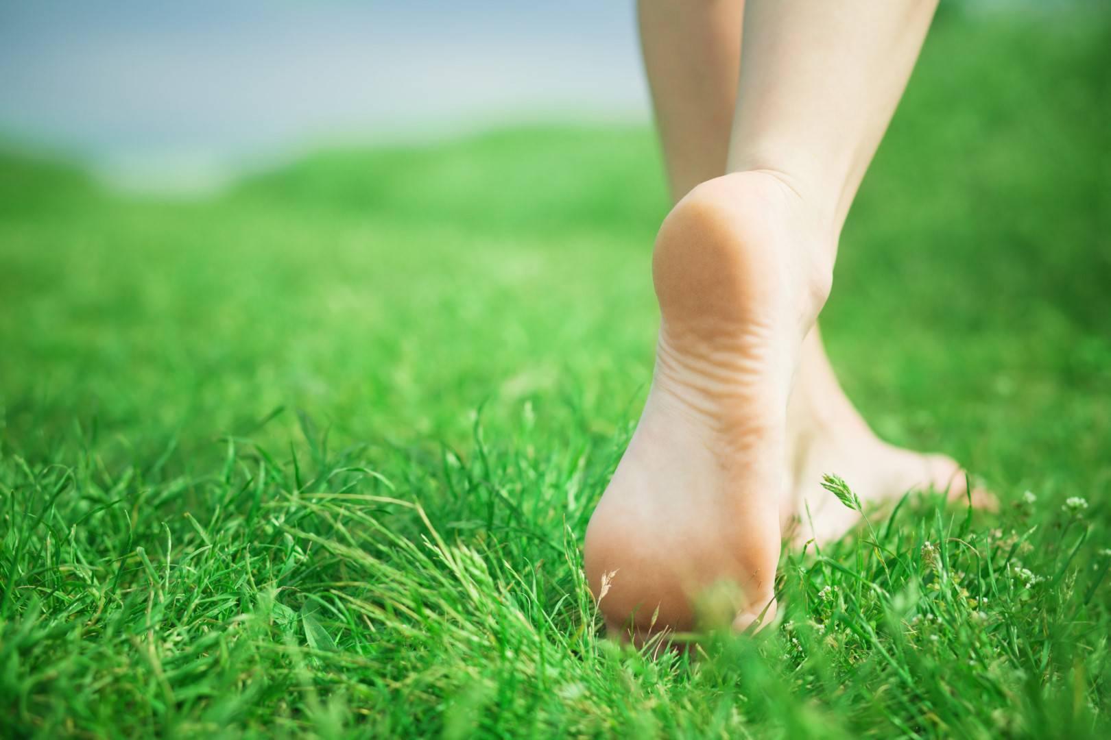 Sretniji mališani: Bose dječje noge za zdravlje i ravnotežu