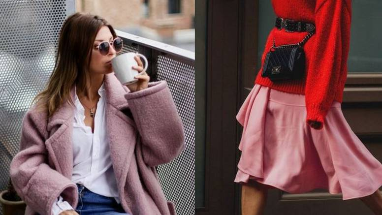 Romantična ružičasta osvježit će svaki stil - od poslovnog do hipi