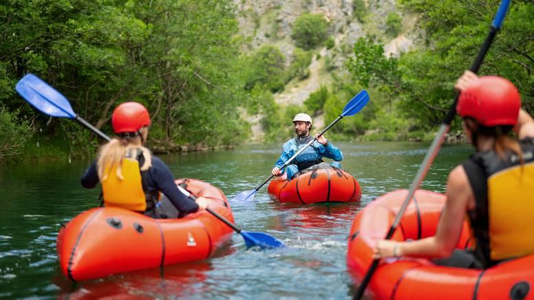 Volite adrenalin? Otkrili smo na kojim našim rijekama možete doživjeti najveće avanture