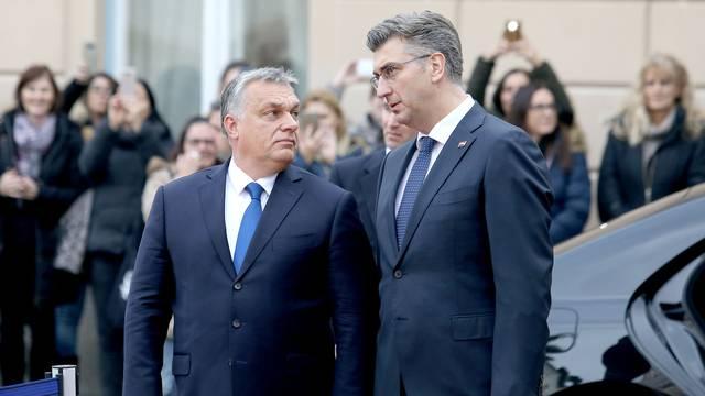 Orban je preveslao Plenkovića,  Mađari će još dobiti i cijelu Inu