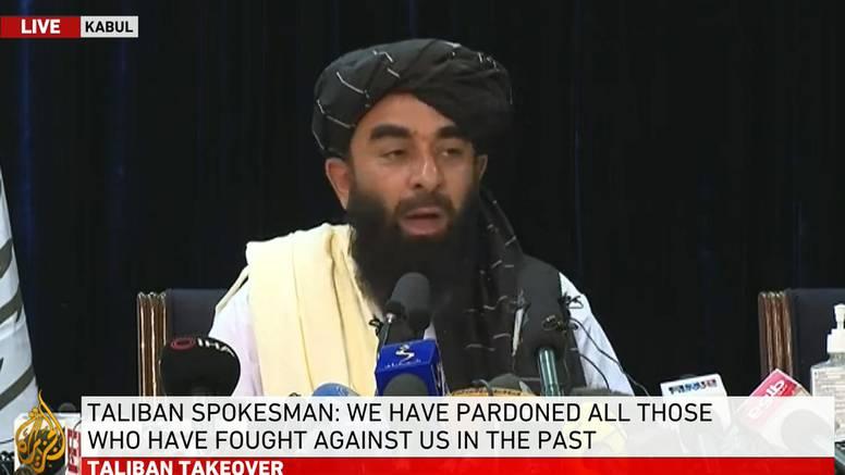 Talibani nakon osvajanja vlasti: Ženama prava prema šerijatu, mediji ne  smiju raditi protiv nas