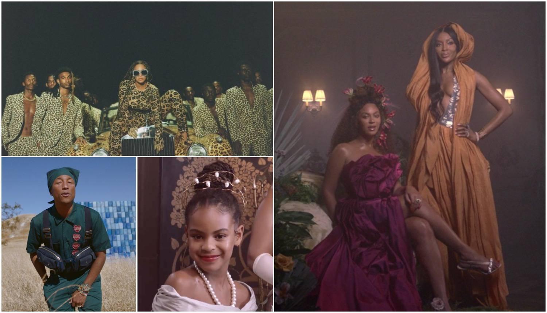 Beyonce u suradnji s Disneyjem snimila raskošan album: Među gostima Naomi, Pharrell, kći...