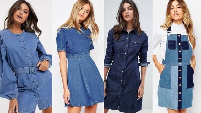 Traper haljine: Od kolažne do kreacije s raskošnim rukavima