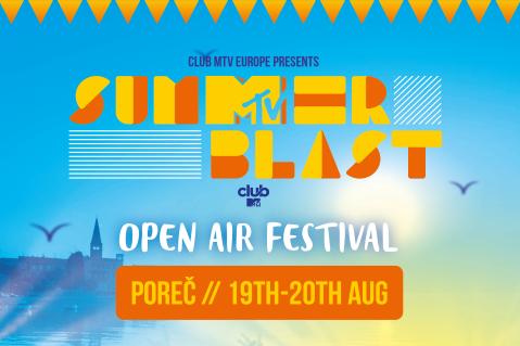 DJ zvijezda Afrojack posebno iznenađenje MTV Summerblasta