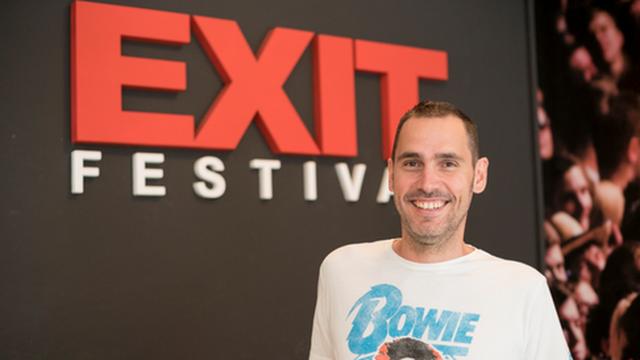 'Srušili smo Miloševića i Exit je postao najveći festival u regiji'