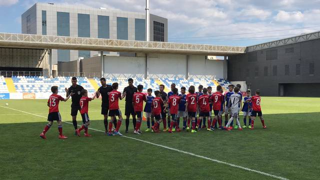 Dječja senzacija: Mali Zadrani pobijedili klince iz Bayerna...
