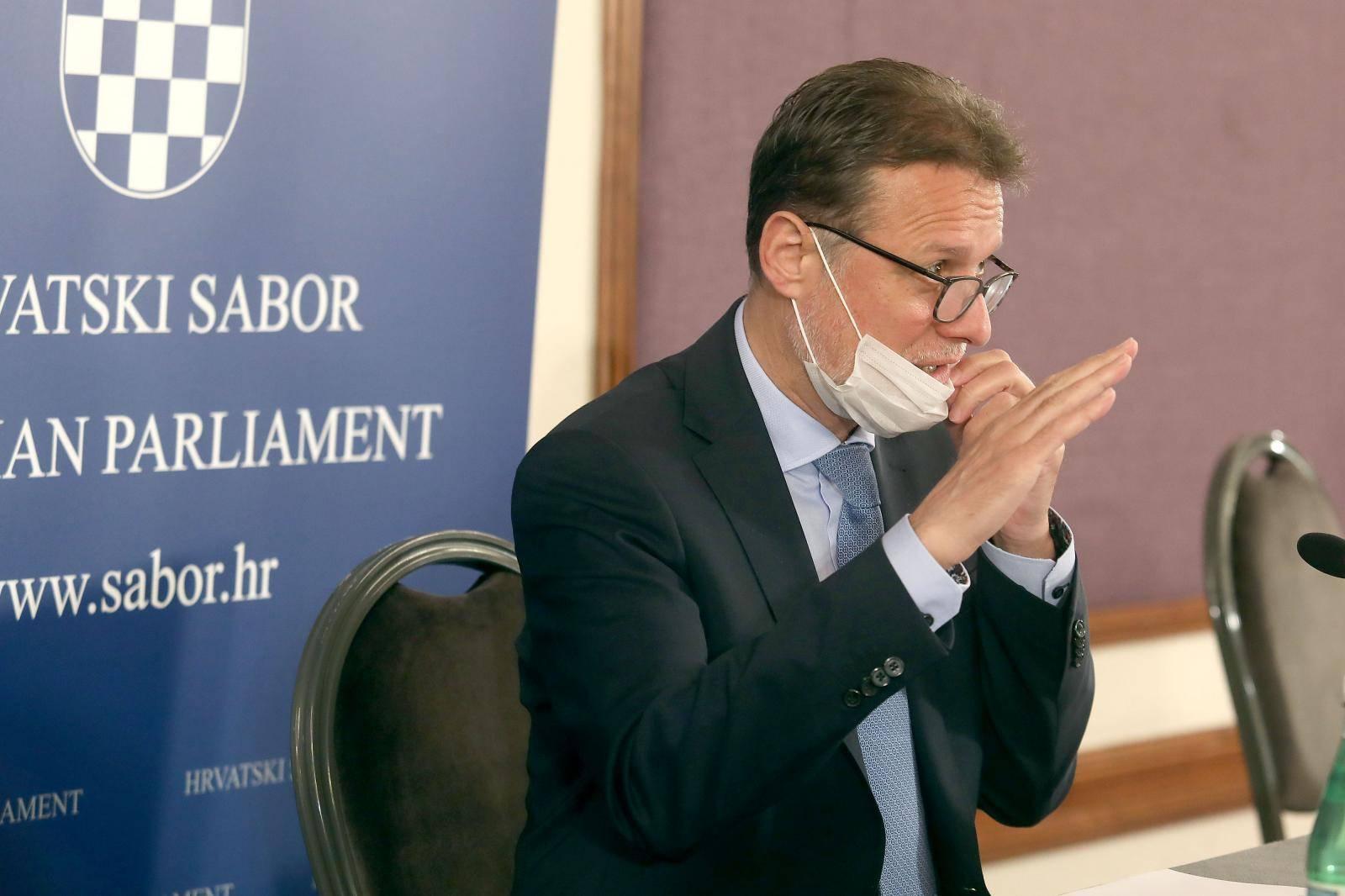 Gordan Jandroković: Ako treba rezat ćemo i plaće zastupnika!
