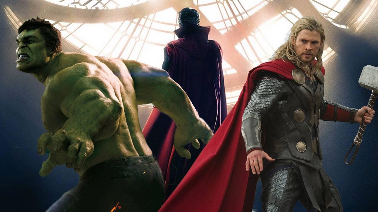 'Thor: Ragnarok' će uz Thora i Hulka imati i Doktora Strangea