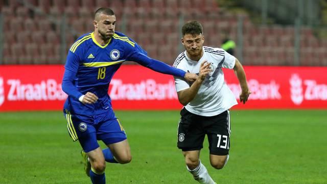 Zenica: BiH i Njemačka u kvalifikacijskoj U-21 utakmici za Europsko prvenstvo