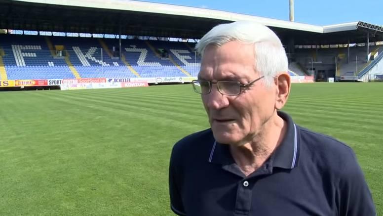 Tužan dan za nogomet: Umro je Josip Bukal, legenda Želje...