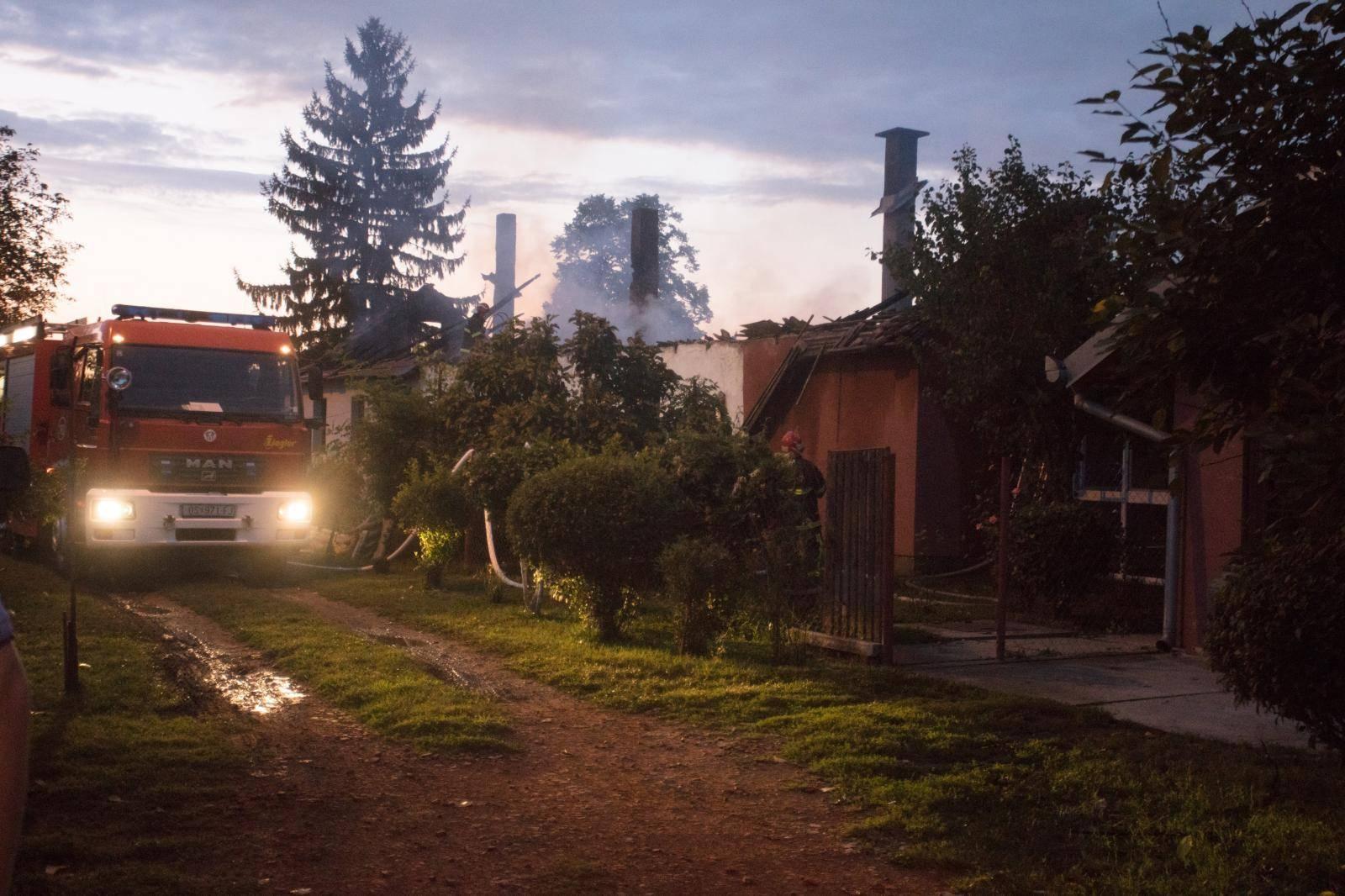 Kuća im izgorjela, a on obolio: 'Više nema ni moga Zvonimira'