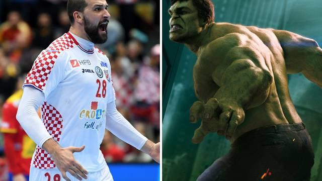 Kako trpa Željko Musa! Partija života Hulka iz Hercegovine...