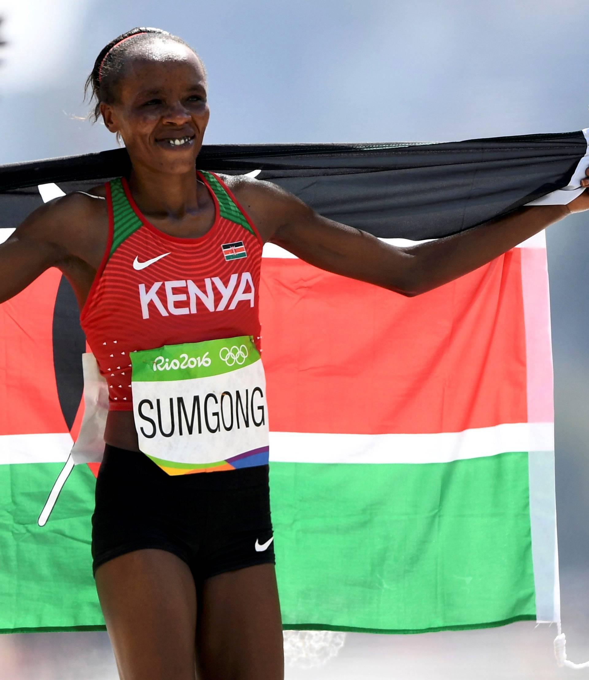 FILE PHOTO: Athletics - Women's Marathon