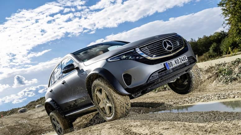 Mercedes EQC: I električni auto može biti terenski 'monstrum'