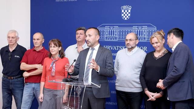 Zagreb: Konferencija za medije GI Istina o Istanbulskoj