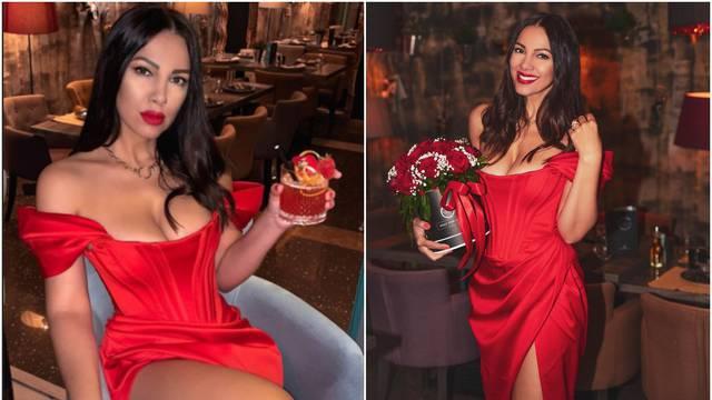 Žanamari slavila 39. rođendan pa pokazala dekolte: 'Sa stilom'