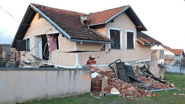 Prekopa: Stjepan Vrbanac u trenutku potresa nalazio se izvan kuće