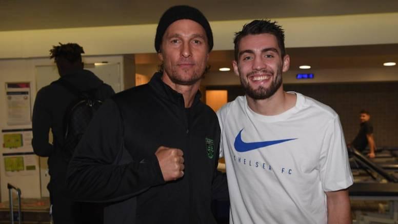 McConaughey gledao Chelsea: Kova, može samo jedna fotka?