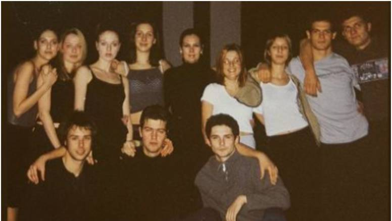Janjić objavila fotku s fakulteta: Prepoznajete li njezine kolege?