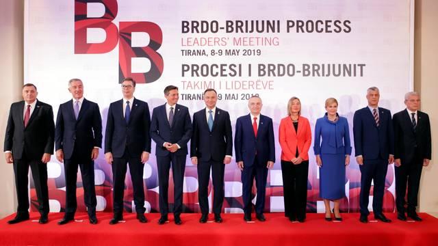 Western Balkan leaders meet in Albania