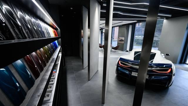 Rimac širi globalnu mrežu prodajnih partnera i u Kini: U Šangaju otvorili luksuzni salon