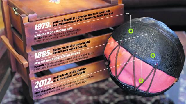 Županjska lopta od milijun kn: Nogometno blago držimo u sefu