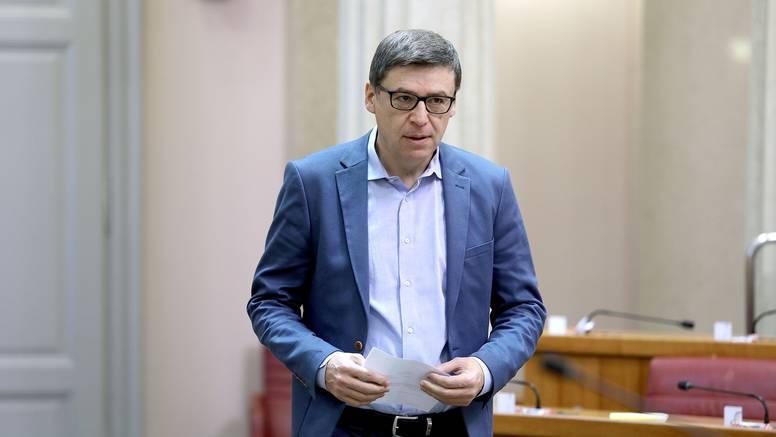 Jovanović: Vlada pala na ispitu protiv korupcije za 3 mjesta