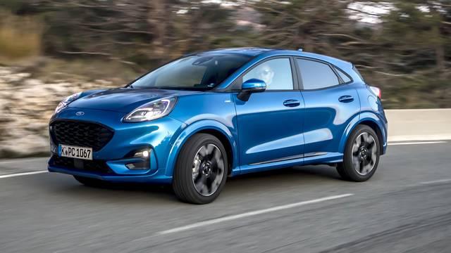 Puma je Fordov najvažniji novi automobil, a mi smo je vozili