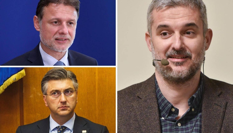 Raspudić: Jandroković je dijete 4 političke mame, uskoro i pete