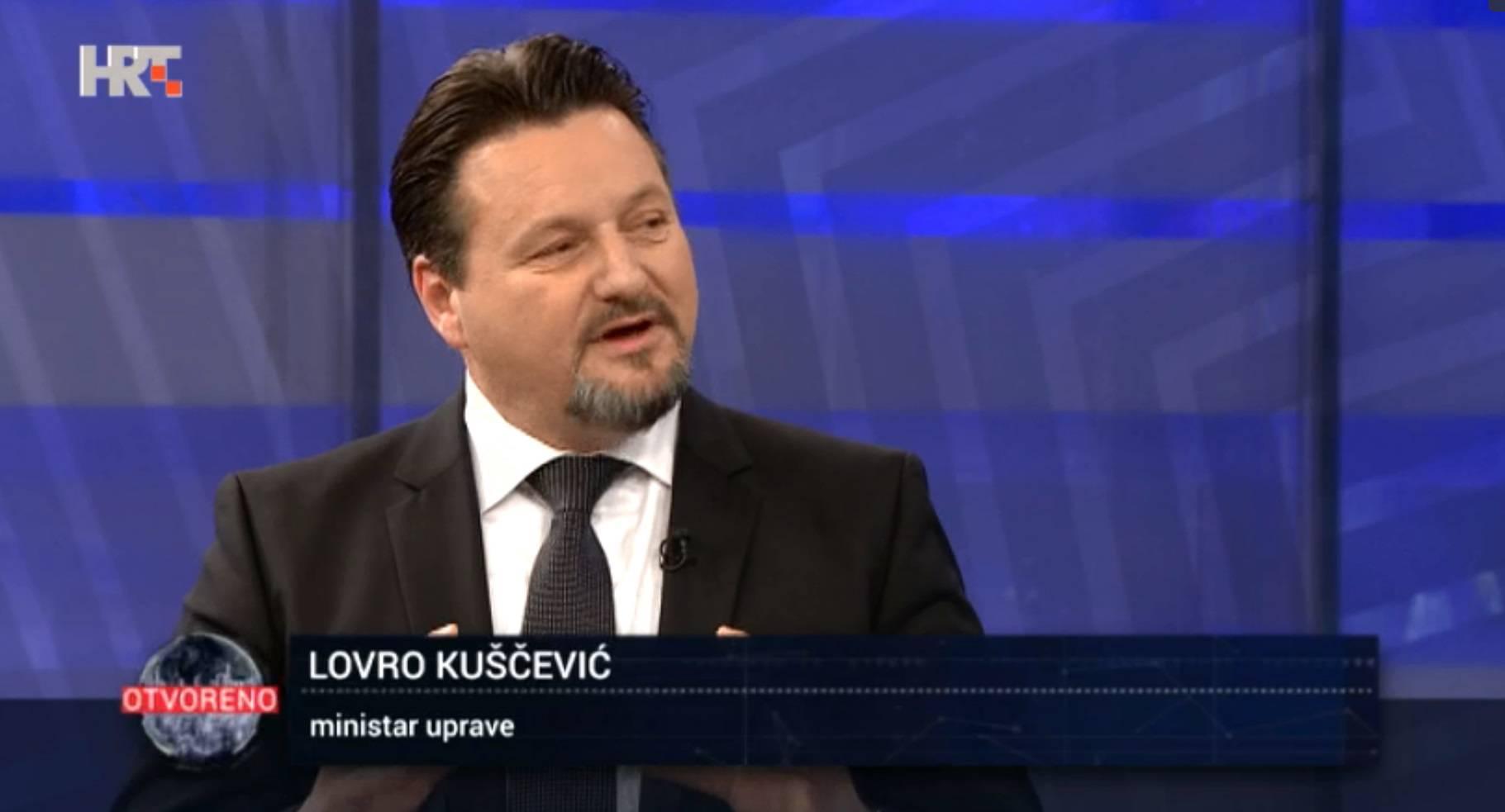 Lovro Kuščević: Nemojte ljude nazivati uhljebima, to je ružno