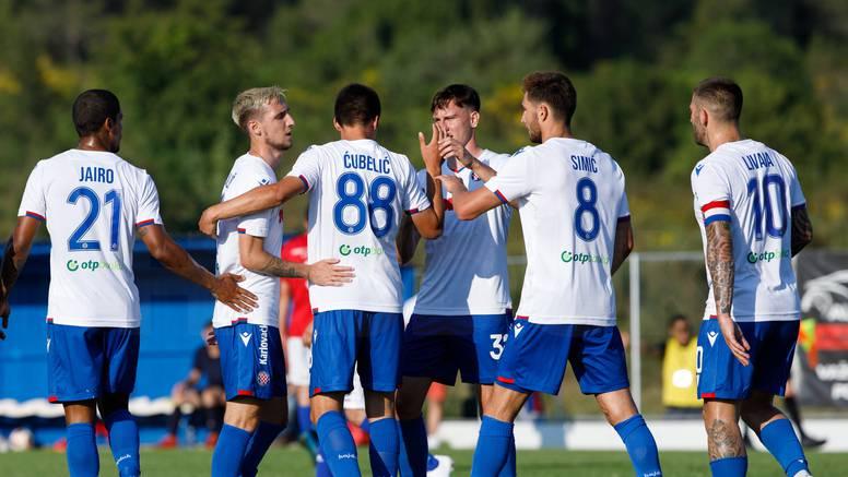 Gustafsson debitirao pobjedom: Hajduk slavio protiv Rumunja!