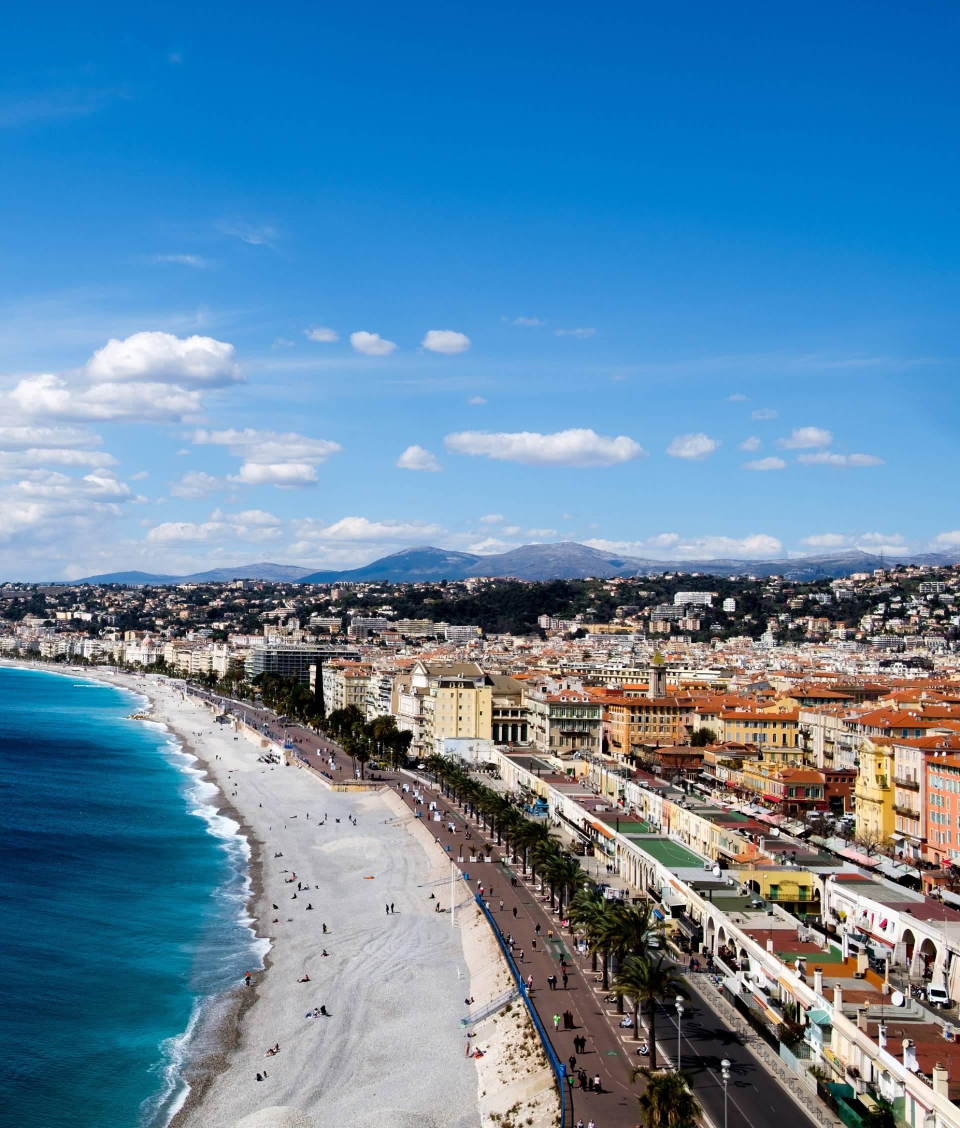 Prizori s Azurne obale