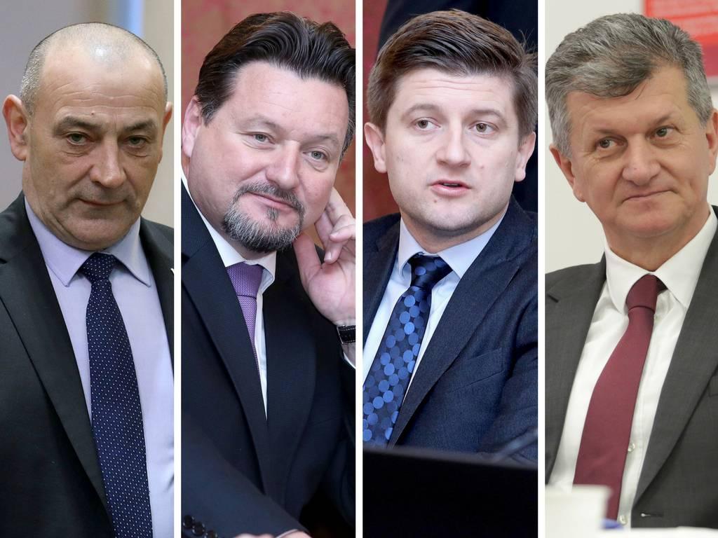 Ministri složni: Na Ramljakovu zamjenu neće se  dugo čekati