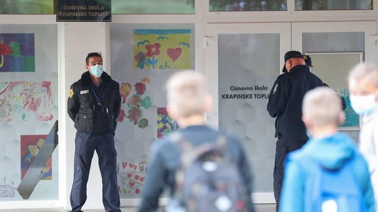 Priveli su antimaskera, dječak opet nije htio staviti masku pa ga ni danas nisu pustili u školu