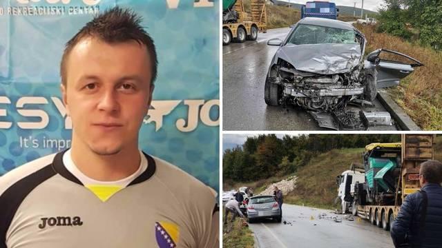 Užas u Bosni: Bivšem kapetanu BiH smrskane su noge u nesreći