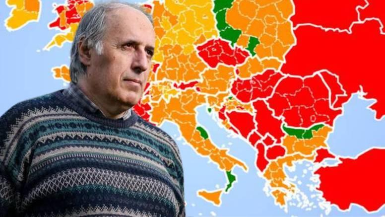 'Korona ne zaobilazi Istru nego su Istrijani po prirodi takvi da ne vole gužvu i virus se ne širi'