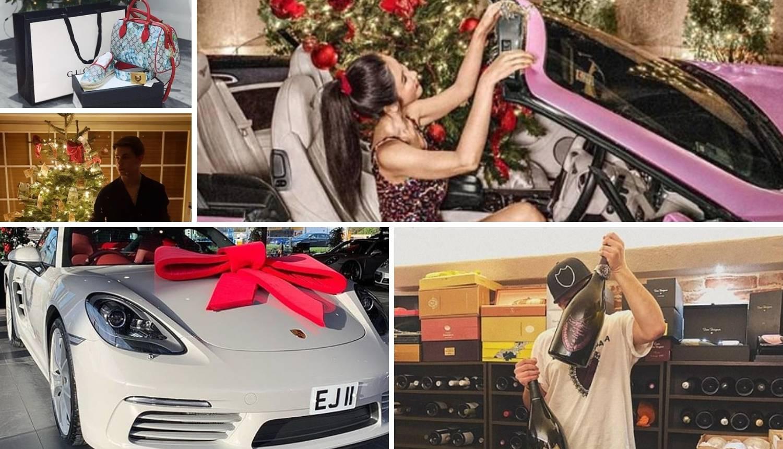 Pohvalili se: Pogledajte  što su za Božić dobila djeca bogataša
