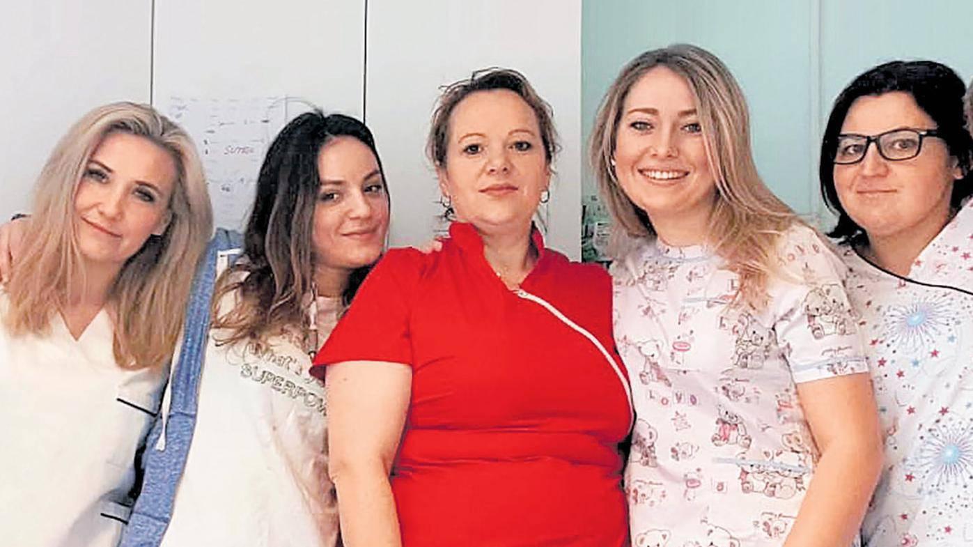 Sestre heroine: Bdiju uz male borce na onkologiji u Zagrebu