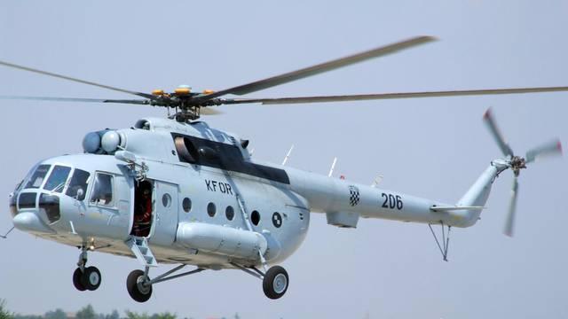 Helikopter spasio planinara na Dinari, na Biokovu traže ženu