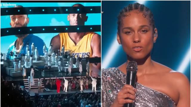 Publika je jecala zbog Kobeja: 'Grammyji u njegovoj dvorani'