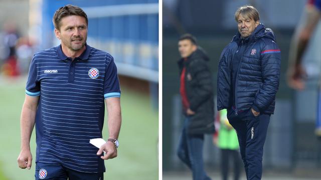Hajduk smijenio Zorana Vulića! Splićane će voditi Oreščanin