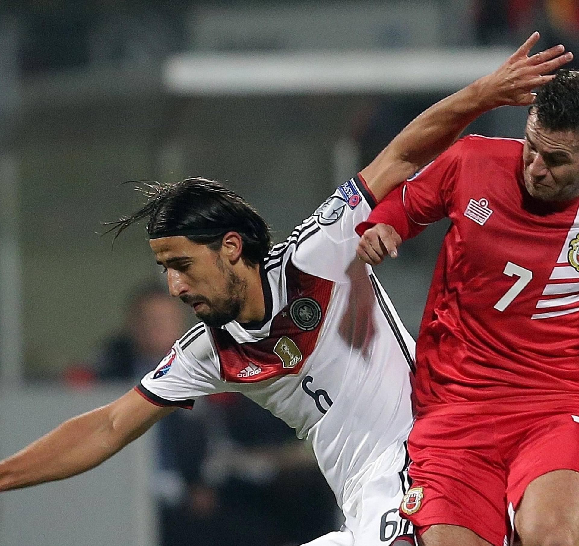 Qualifikationsspiel zur EM, Deutschland vs. Gibraltar