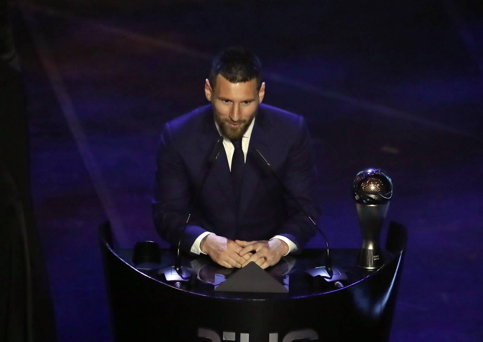 FIFA Best Awards - La Scala Theatre - Milan