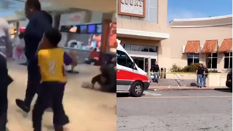 Pucnjava u trgovačkom centru: Ljudi su u panici bježali van...