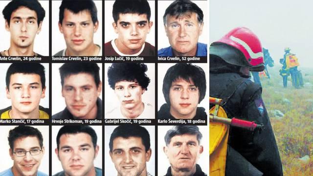 Nove generacije vatrogasaca stižu, ali 13 heroja od kojih se 12 nije vratilo nećemo zaboraviti