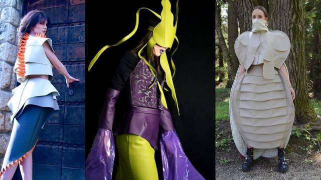 Veliki kukci: Budući dizajneri s TTF-a osmislili kostime kojima je inspiracija Kafkin 'Preobražaj'