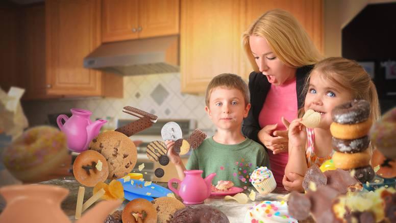 Pretrpavanje hranom izaziva osip, mučninu, proljev, grčeve